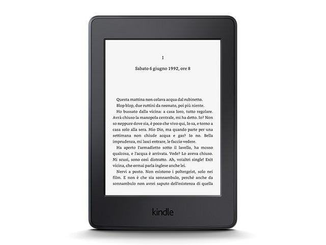 bb1b0b23b2ddf7 Nuovo Kindle Paperwhite con schermo da 300dpi