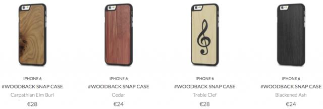 woodback