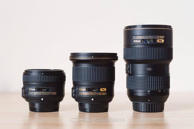 Recensione Nikon 20mm f/1.8