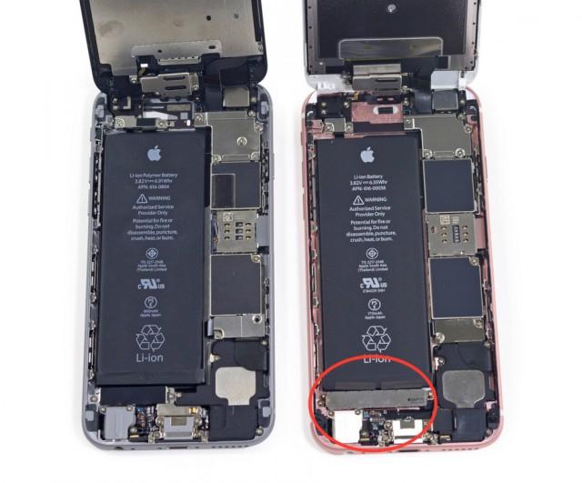 ifixit-inside-iphone-6s-vs-6