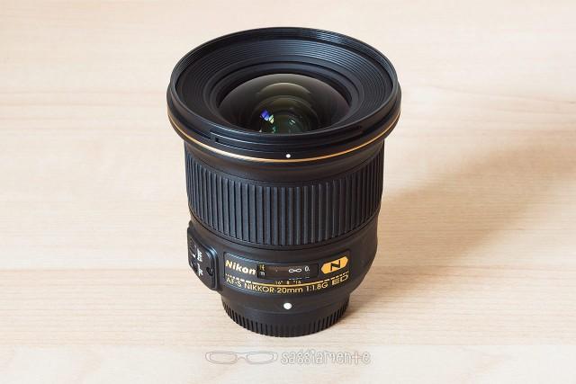 Recensione Nikon 20mm f/1.8G
