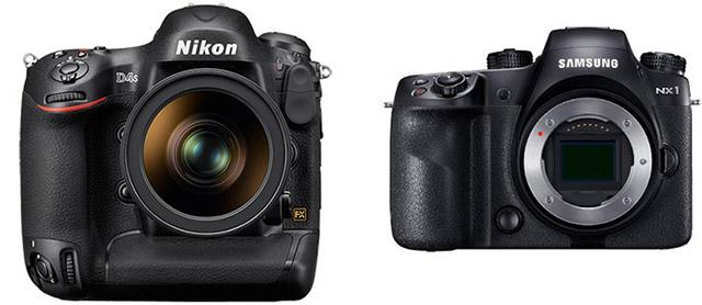 Nikon & Samsung NX