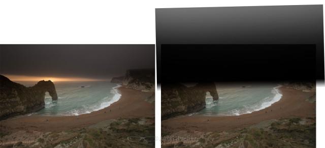 Utilizzare filtri reverse fotografici