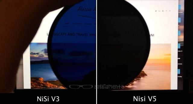 Polarizzatore NiSi V5