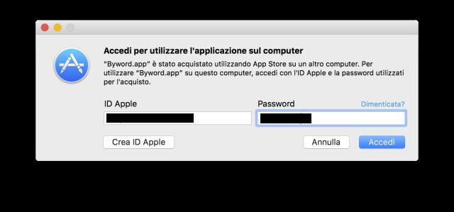 autenticazione-mac-app-store