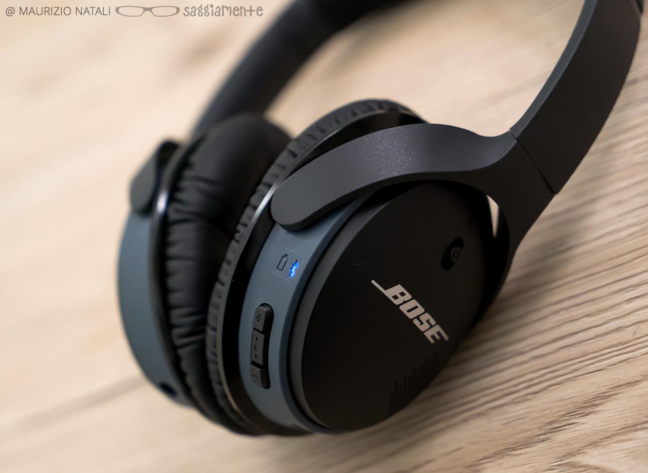 Recensione  Bose SoundLink Around-Ear II 3ce448831f59