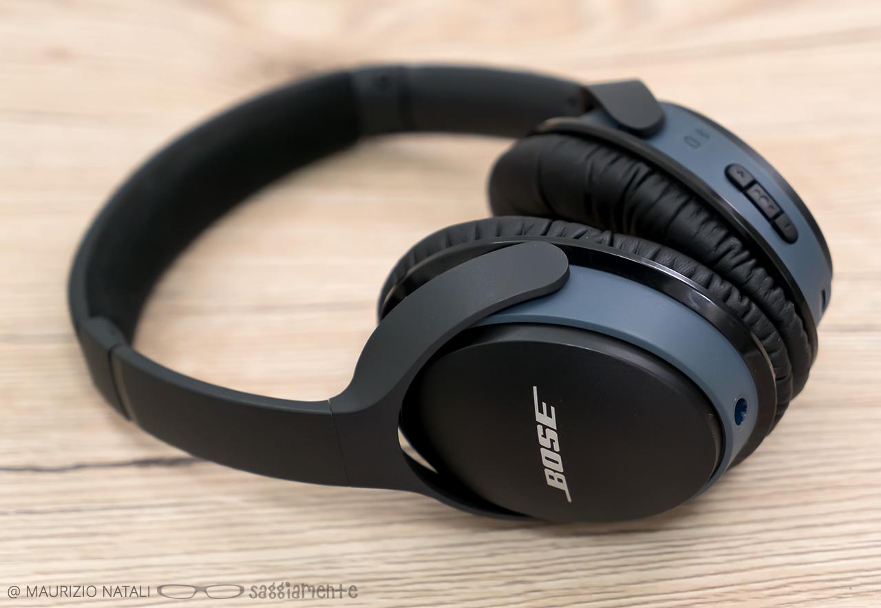 Recensione  Bose SoundLink Around-Ear II 030c655294e8