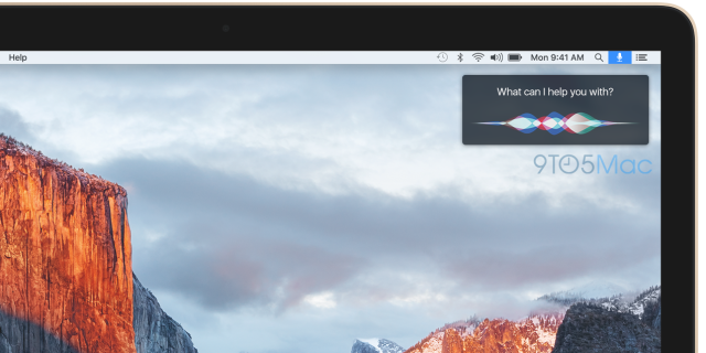 Siri su Mac