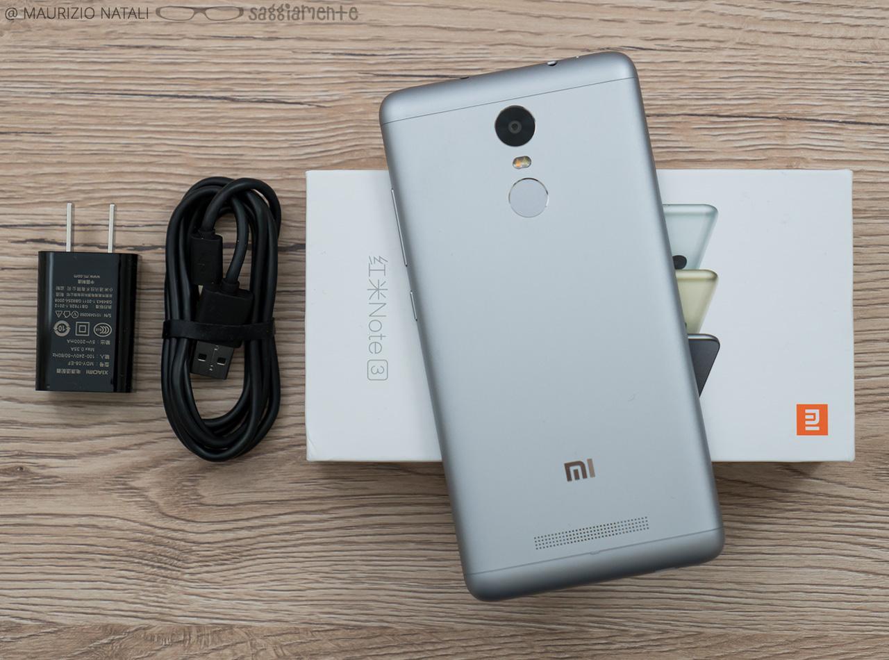 Recensione Xiaomi Redmi Note 3 Quando Economico Non Sinonimo Di Pro 32 Grey Confezione