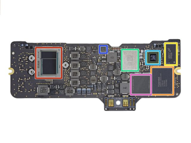 Ifixit-teardown-macbook20162