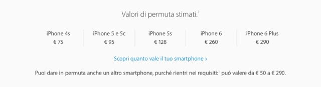 valore-iphone-permuta