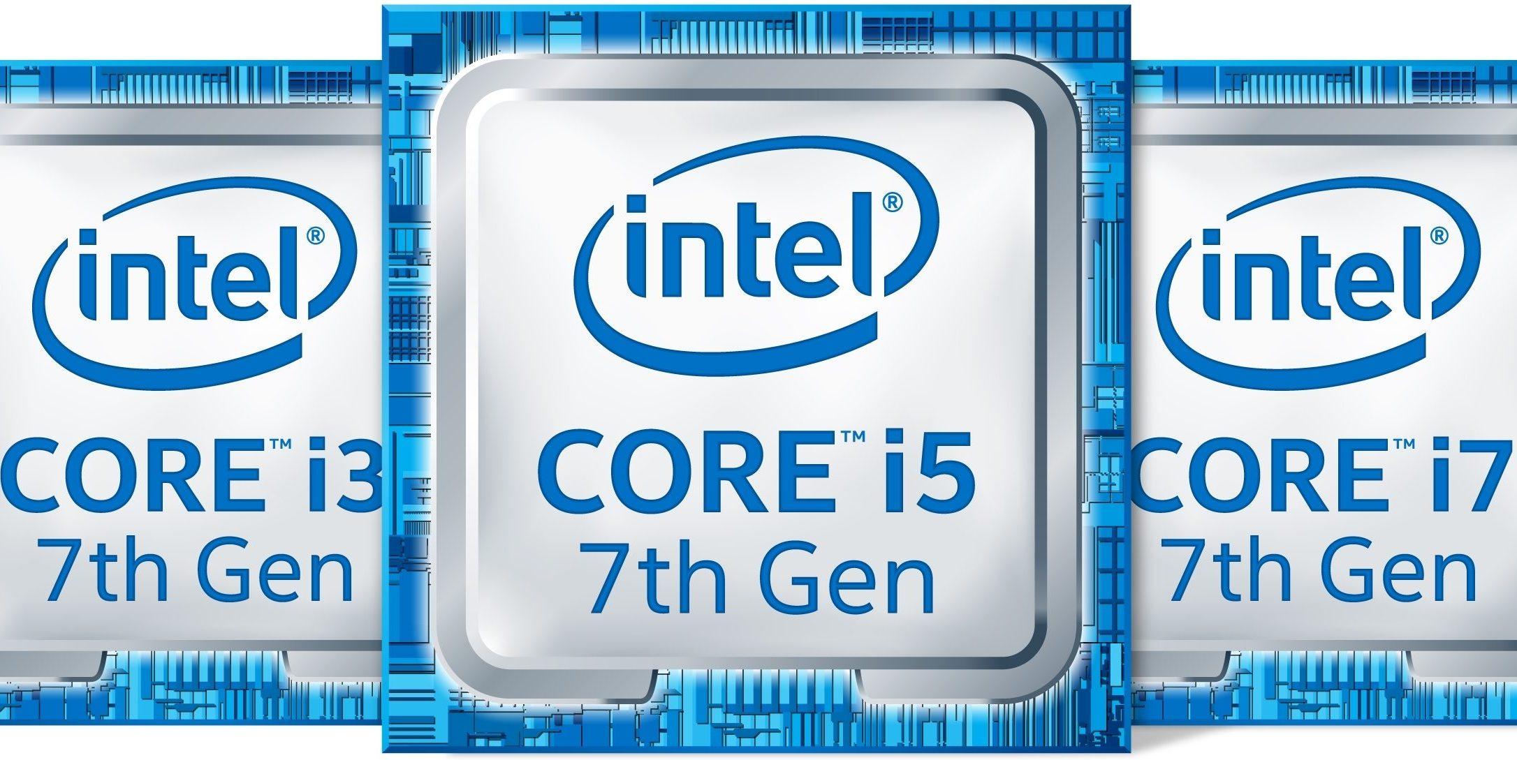 Intel annuncia la disponibilità dei nuovi processori Kaby Lake