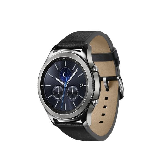 IFA 2016: Samsung presenta i nuovi smartwatch Gear S3 Classic e Frontier