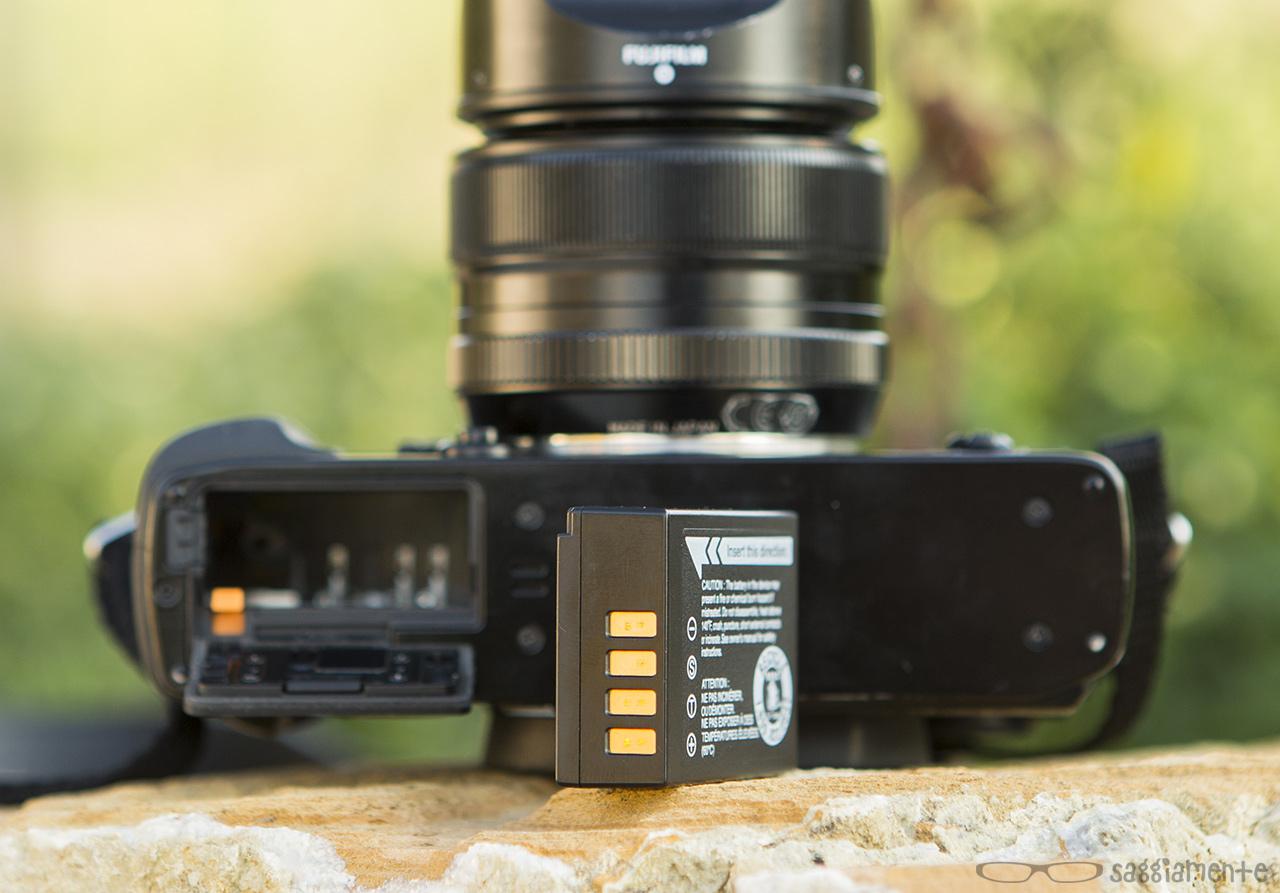 xpro2-batteria