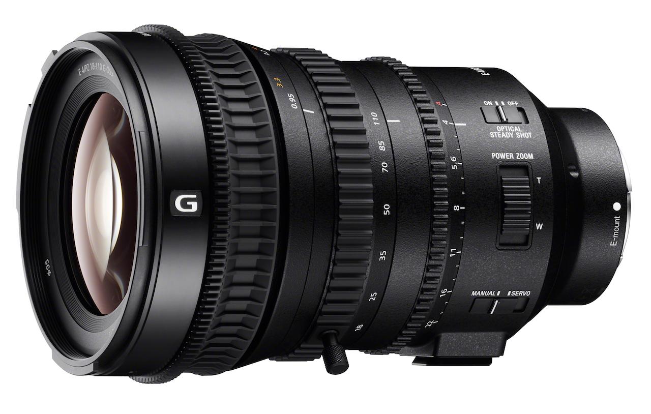 Nuovi obiettivi Sony: FE 50mm f/2,8 Macro e 18-110mm f/4 OSS PZ