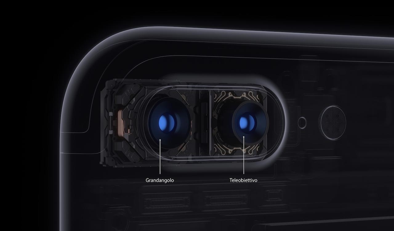 La fotocamera di iPhone 7 e 7 Plus: come funziona e quali sono i suoi limiti
