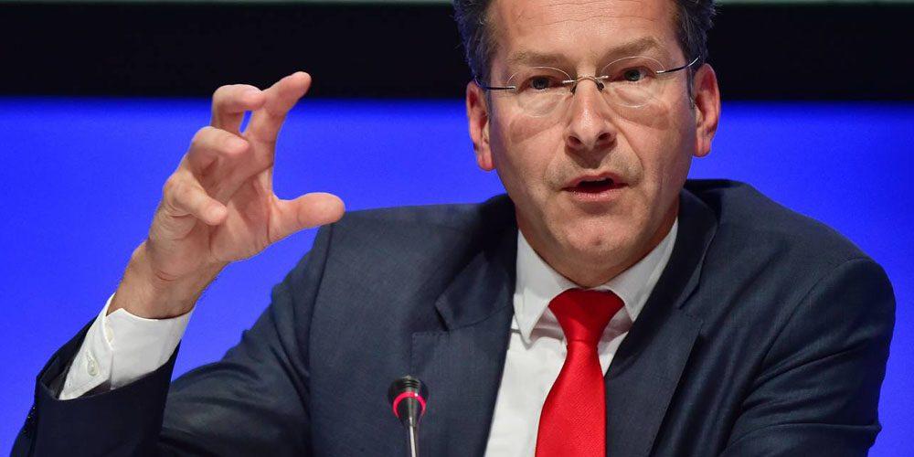 Il presidente dell'Eurogruppo dei ministri del tesoro si scaglia contro Apple