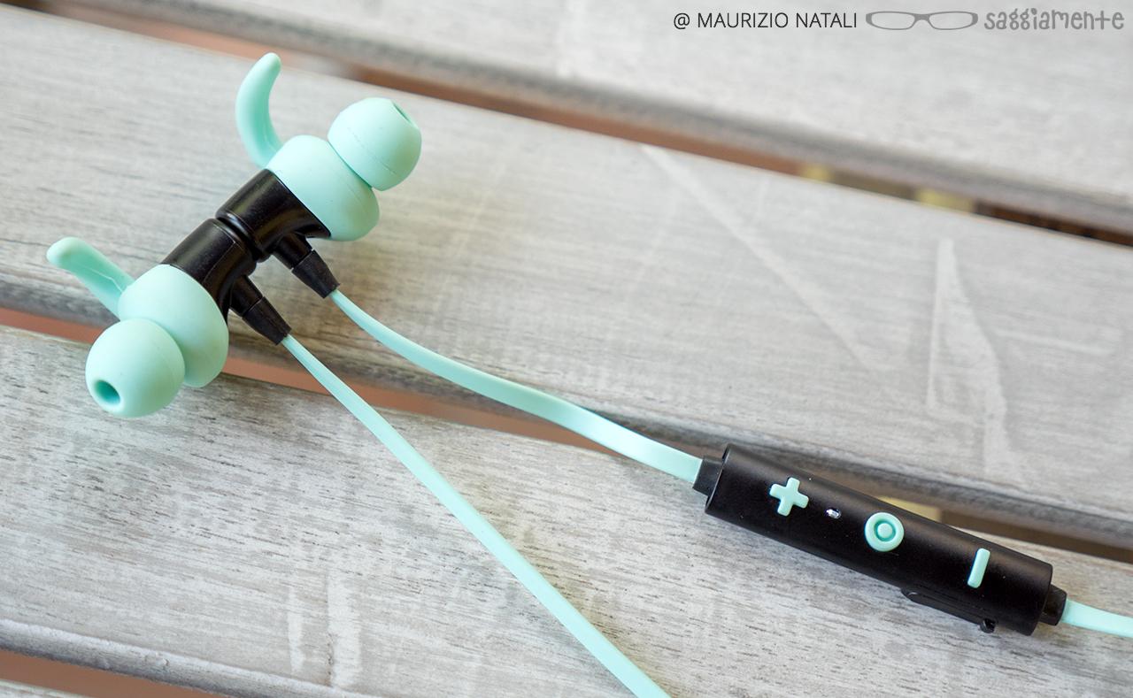 Recensione: Lace Wireless Sport Earbuds di Fresh N Rebel