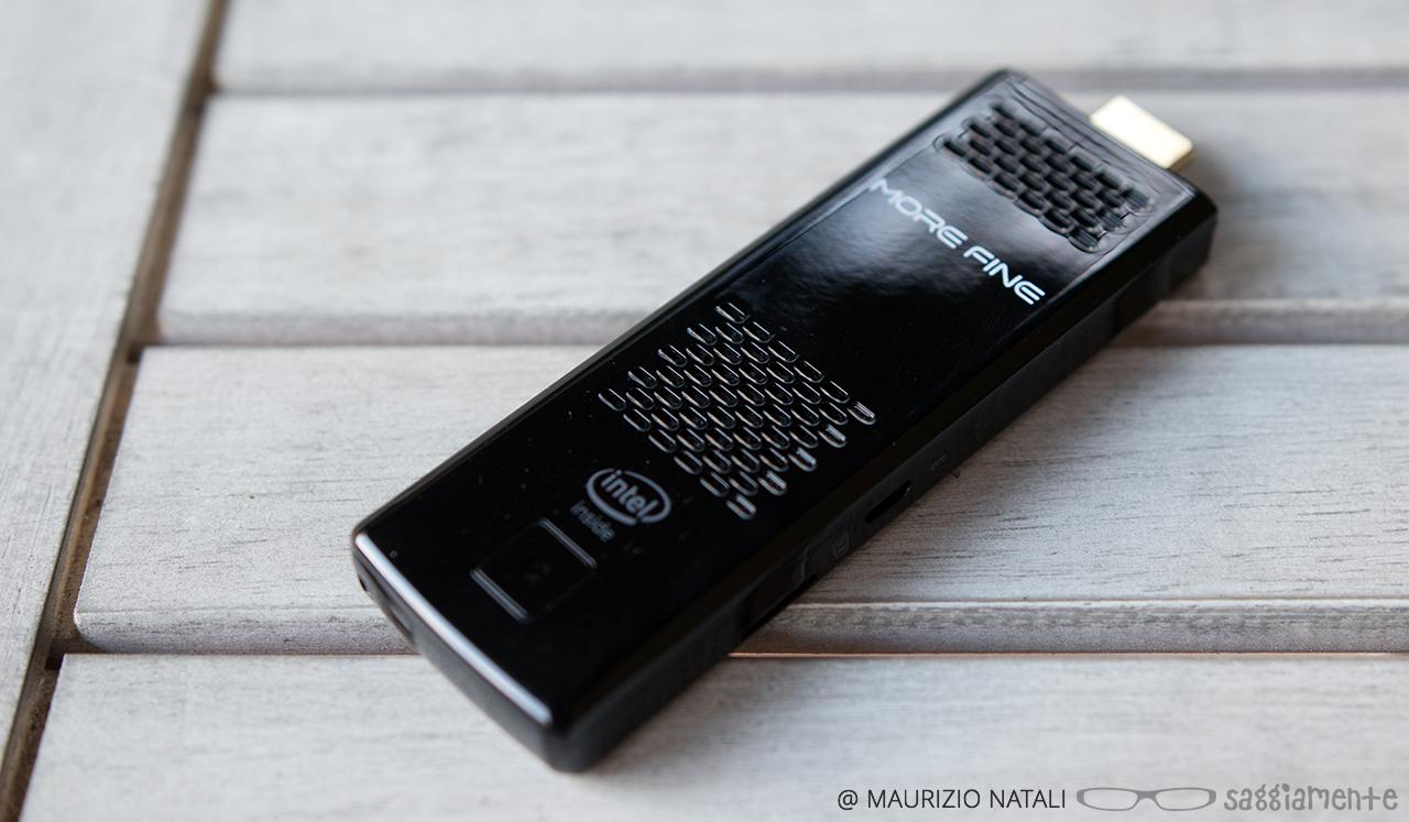Recensione: Morefine M1S, il PC Stick sempre in tasca a meno di 100€