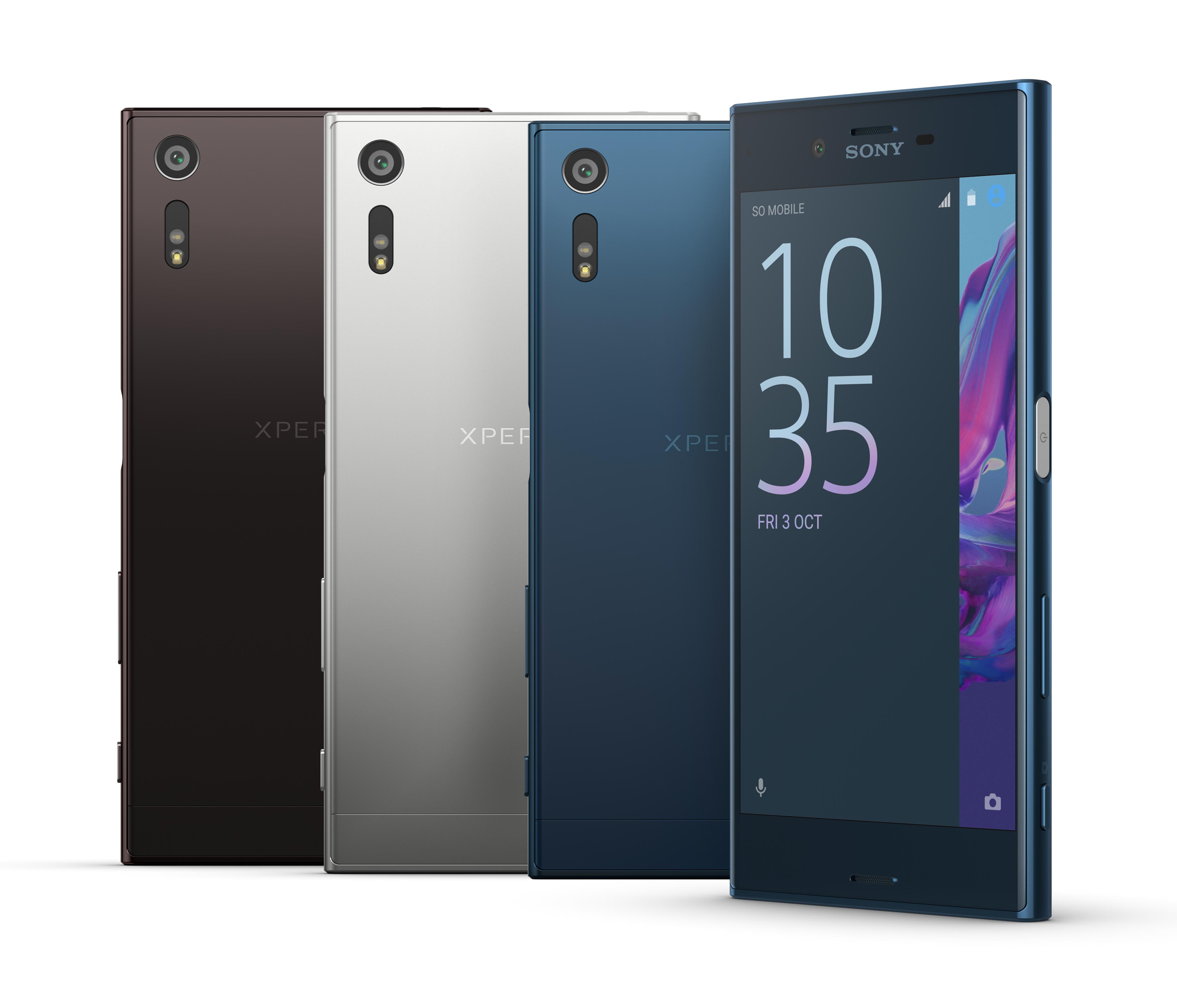 IFA 2016: arrivano i nuovi Sony Xperia XZ e X Compact