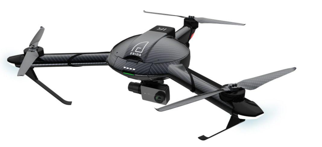 Xiaomi presenta Yi Erida: il drone a tre eliche più veloce al mondo