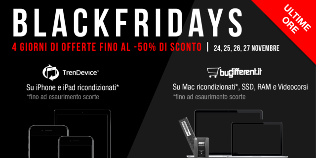 blackfriday-ultimeore-trendevice-buydifferent
