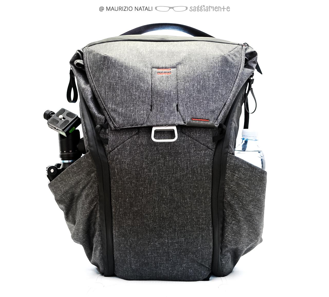 Recensione Peak Design The Everyday Backpack 20l Lo