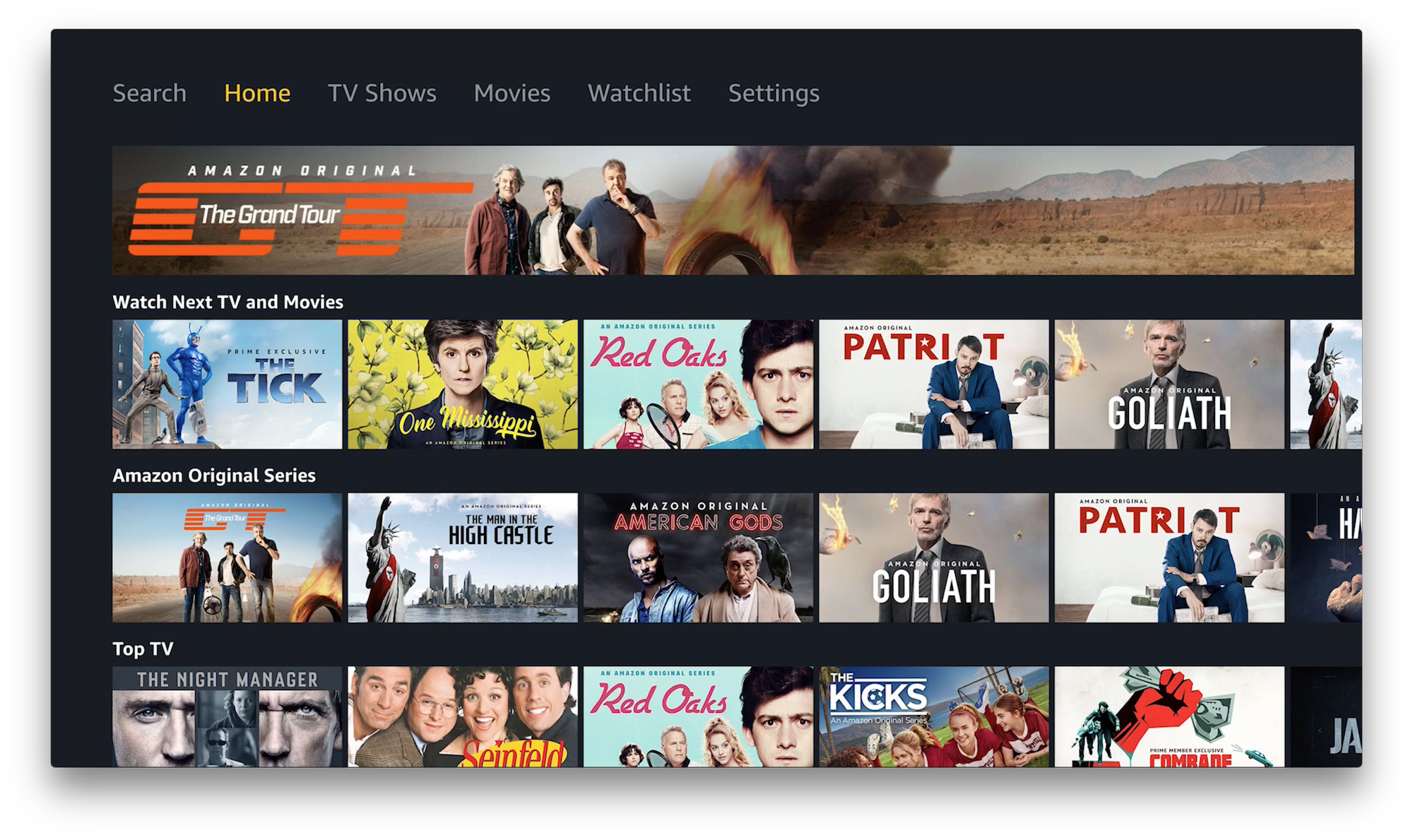 Amazon Prime Video è finalmente disponibile anche per Apple TV 9e7fbd753b9