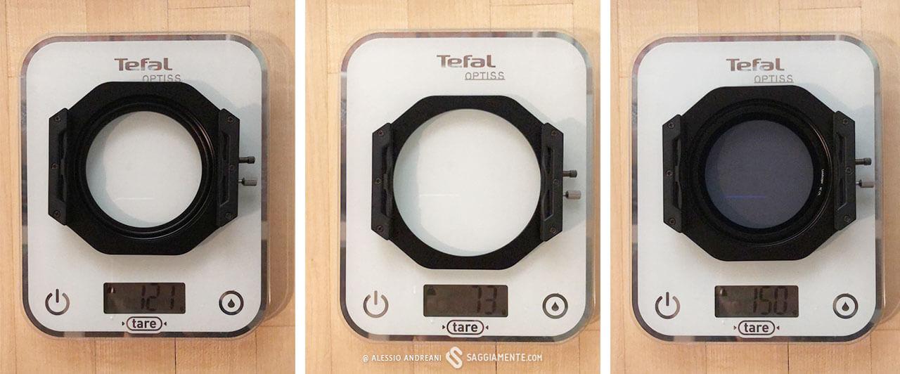Nisi V6 Holder Recensione Porta filtro