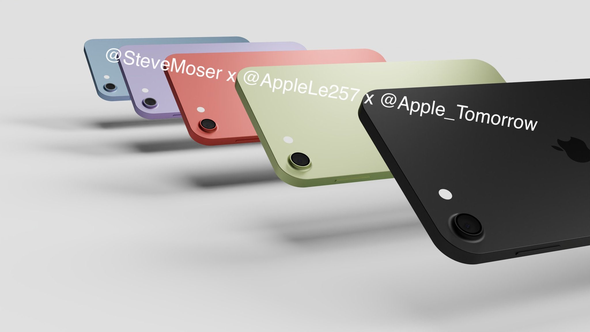 Nuovo iPod Touch render