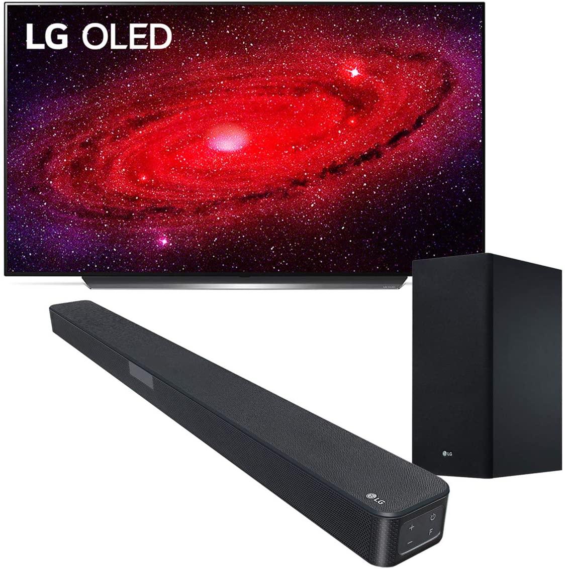 LG AI ThinQ OLED55CX6LA.APID